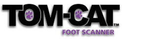 Tom-Cat Foot Scanner