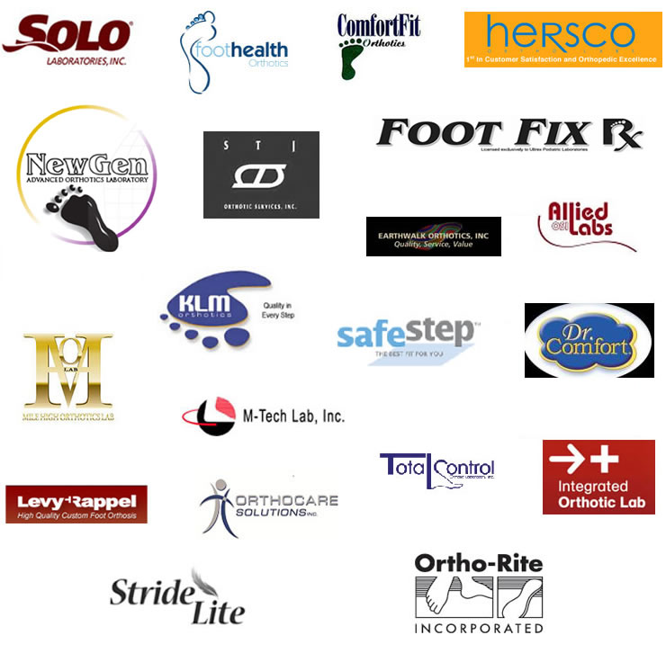 Foot Scanner Orthotic Lab Partners